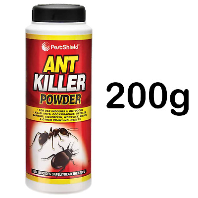 PestShield Ant Killer Powder Indoor & Outdoor Cockroaches Beetles Insects