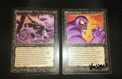 arabian nights antiquities+booster magic legends MTG Repack Premium Beta