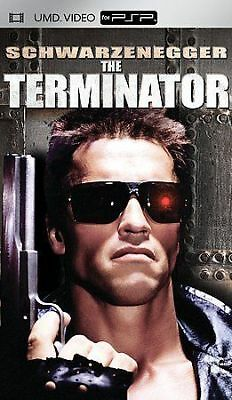 PSP - UMD MOVIE - THE TERMINATOR, 1984 (Brand NEW Sealed) NTSC CDN Seller RARE
