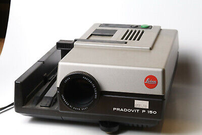 Leica P 150 Projector with Leica Hektor-P2 35mm slides
