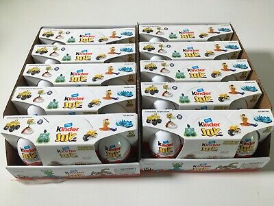 Lot of 30  Kinder Egg Toys joy - ONLY TOYS - NO CHOCOLATE -