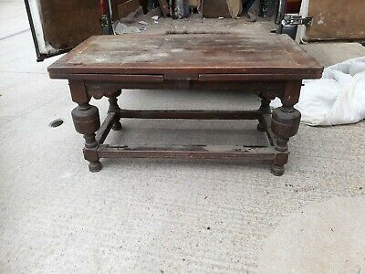 Early 18th century Refectory table C1720