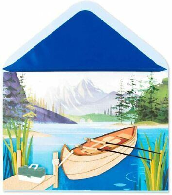 Papyrus Fathers Day Card Sailing Anchor Happiness Adventure Warm Memories