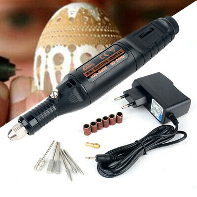 Electric Engraving Engraver Pen Carve Diamond Tips-Tool Jewelry Metal Wood Glass