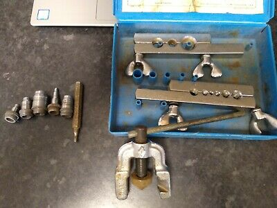 Imperial Eastman Flaring Tools, Flaring Tool Used In Plastic Case
