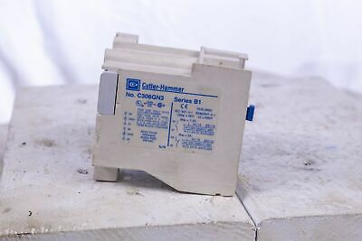 Cutler Hammer C306GN3 Overload Relay used