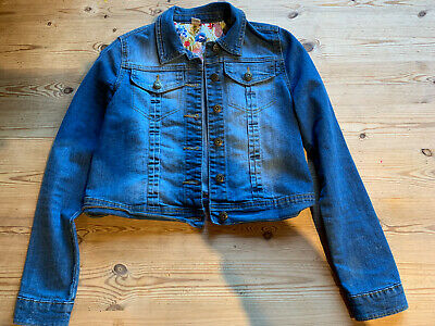 TU Girls Denim Jacket Age 11-12