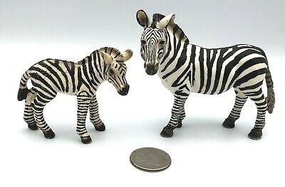 Female Zebra 14810 strong tough looking Schleich Anywhere/'s Playground