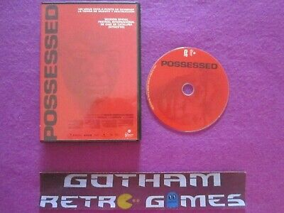 POSSESSED / Pelicula En DVD