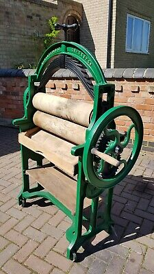 Cast Iron Washing Mangle