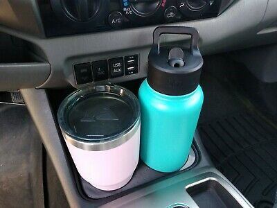 oyota Tacoma Hydroflask Cupholder Insert 2005-2015 2nd Generation - RIGHT