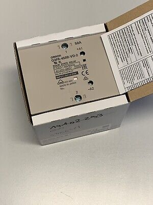 Omron / G3PA-450B-VD-2 / Solid State Relay
