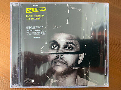 Beauty Behind the Madness [PA] - The Weeknd - (CD,Republic) - New/Factory Sealed