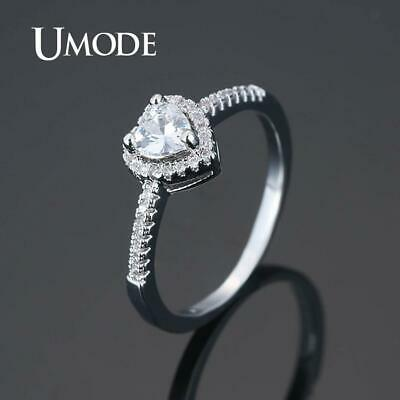 9006 simple but elegant 18k Rose Gold Plated Double 0.25ct CZ Tension-mount Adjustable Ring
