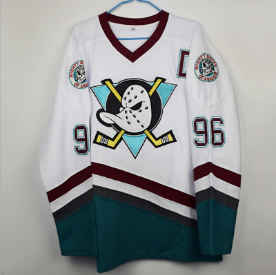 The Mighty Ducks Movie Jersey #99 Charlie Conway #96 Ice Hockey Jersey S-3XL
