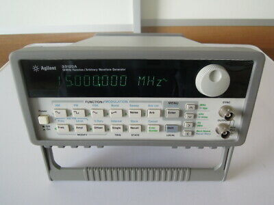 Keysight / HP / Agilent 33120A Function & Arbitrary Waveform Generator 15 MHz