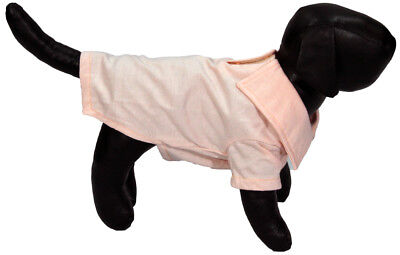 Polo Shirts for Small Dogs Pets - Peach - New 50 pc Lots