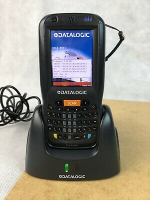 Datalogic Lynx Handheld Scanner Numeric Keyboard 256MB Windows