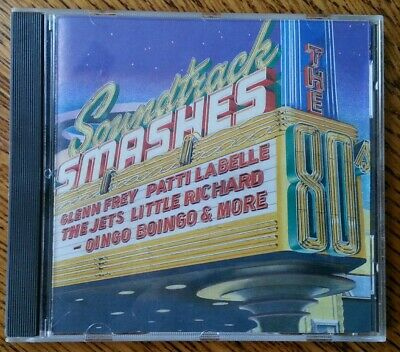 Various Artists - Soundtrack Smashes The 80s CD MCA MCAD-6330