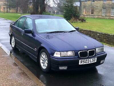 BMW 323 2.5i SE Auto - 26 SERVICE STAMPS - 2 OWNERS