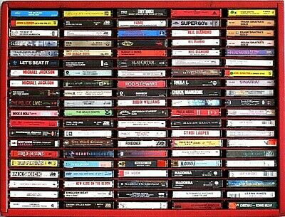 Cassette Tapes>Classic Rock/Metal/Pop/Soul/Easy-List/Country>Ex>With Discounts