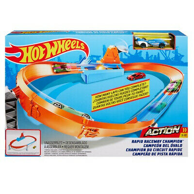 Hot Wheels Championship Trackset (Choose Track Set)