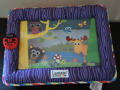 Lamaze Baby Crib Toy Night Soother