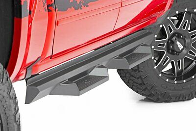 Rough Country Toyota DS2 Drop Steps 05-20 Tacoma   Double Cab