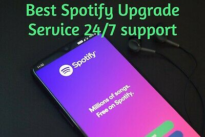 Spotify Premium Upgrade | Lifetime | Instant Delivery | New 2020 | WORLDWIDE