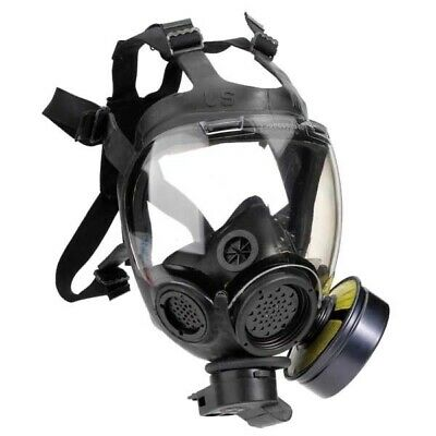 MSA Millenium Gas Mask (M) MS10051286 With Carry Bag.