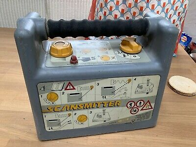 Signal Generator with earth pin and clips. Pipe Locator like cscope