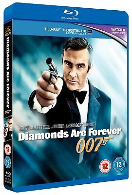 Diamonds Are Forever (with Digital HD UltraViolet Copy) [Blu-ray]