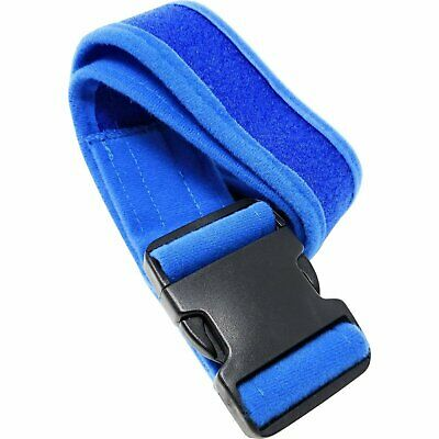 "Mars Wellness Deluxe Adjustable Gait Transfer Belt with Handles - 30"" to 45"""