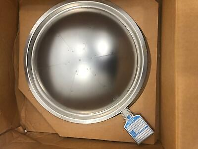"""Continental Disc Corp 3"""" ULTRX 316 Material Rupture Disk 95 PSIG @ 440°F"""