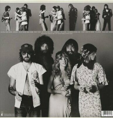 Rumours by Fleetwood Mac (Vinyl, Apr-2011, Reprise )