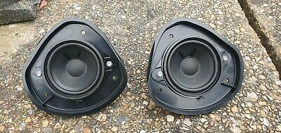 Porsche Cayenne 955 957 turbo gets 9pa Bose Speakers / Tweeters