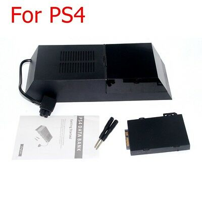 8TB SATA Hard Drive Host External Case Expansion Box For Sony Playstation PS4