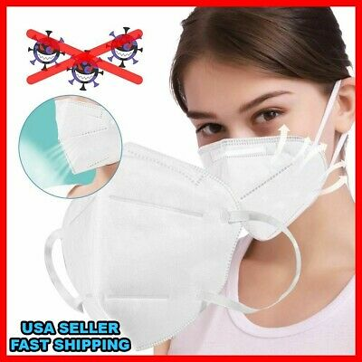 KN95 Personal Protection Protection Face Mask 5 / 10 / 20 packs USA Ships ASAP