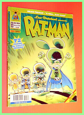 Rat-Man Collection N. 69   Leo Ortolani Ed. Panini Comics