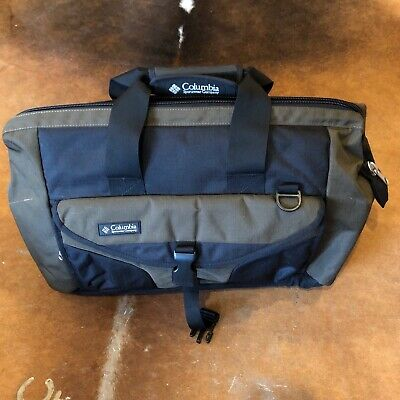 Columbia Sportswear Travel Duffle Gym Overnight Bag Tote Carry-on Luggage