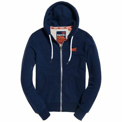 Superdry Orange Label Herren Kapuzenjacke