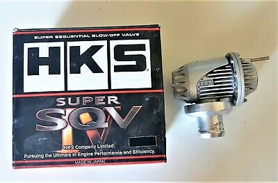 BLOW-OFF VALVE HKS SUPER SQV ENGINE PERFORMANCE EFFICIENCY MADE IN JAPAN tuning