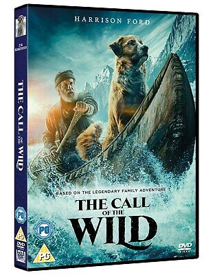 The Call of the Wild [DVD] RELEASED 15/06/2020