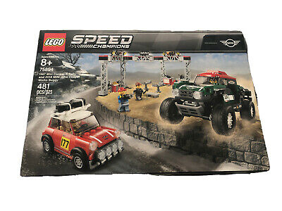 Lego Speed Champions Workshop//gantry from 75894 New in sealed bag w//Stickers