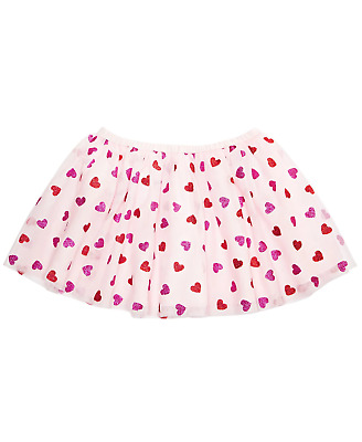 2T-6X Geo-Print Pleated Skirt with Tulle Hem 6 Epic Threads Little Girls