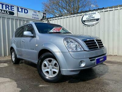 2009 Ssangyong Rexton RX270 2.7 XDI AUTO 7 SEATER All Terrain Diesel Automatic