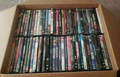 Random DVD Lot 30 Movies Untested