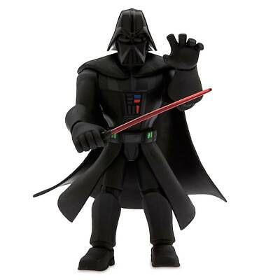 Disney Store Darth Vader Action Figure Star Wars Toybox New with Mint Box