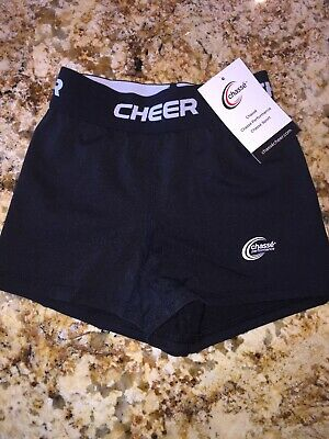 Gabriela Cute Cheer Practice Youth Soffe Shorts