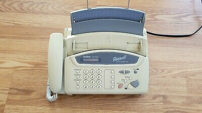 Brother Fax-560 Fax Machine *Used*